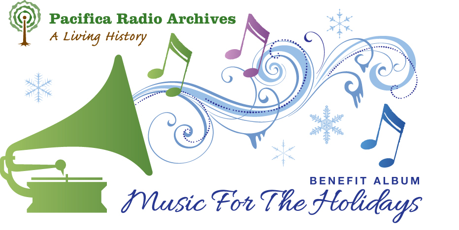 Music for the Holidays Benefit Album logo